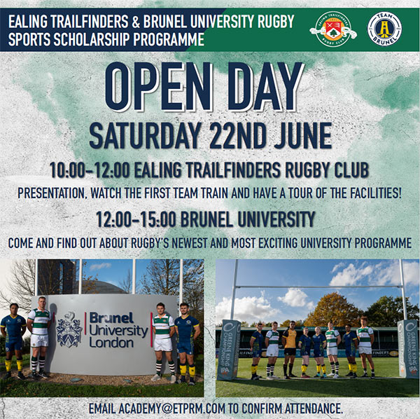Brunel Opening Day